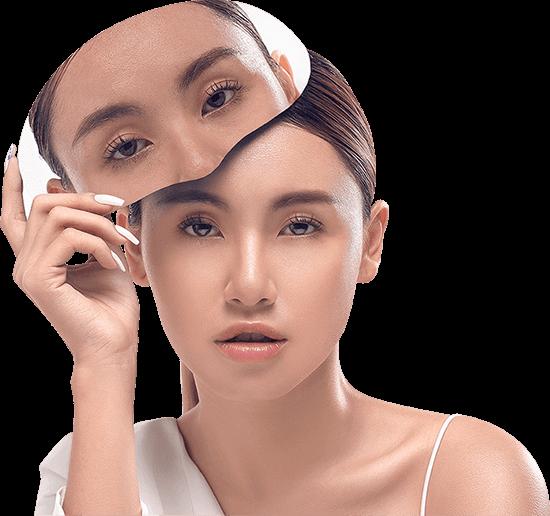 Trước và sau khi sử dụng Lumos Acne